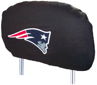 new england patriots head rest covers patriots head rest covers patriot head rest covers. Black Bedroom Furniture Sets. Home Design Ideas