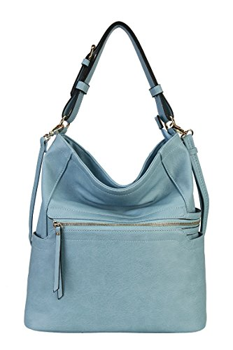rimen-co-pu-leather-simpilicity-front-zipper-causal-hobo-womens-purse-handbag-jq-1864-light-blue