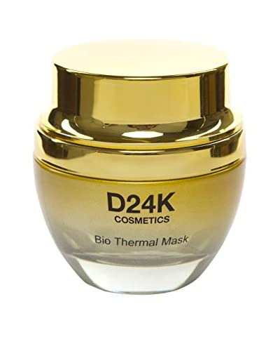 D'or 24 K Gold Luxury Skincare Women's DOR24-BIO-MASK Bio Thermal Mask, 1.7 fl oz