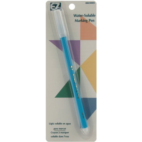 Learn More About Wrights 8823005 Water Soluble Marking Pen, Blue