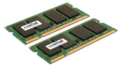 Crucial 2GB 4GB 8GB RAM DDR2 PC2-5300 667Mhz 200Pin SODIMM Laptop Memory RAM CL5