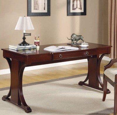 Where To Buy Coaster Caddoa Desk In Dark Cherry