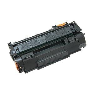 Amsahr Remanufactured Toner Cartridge Replacement for HP ( Black )
