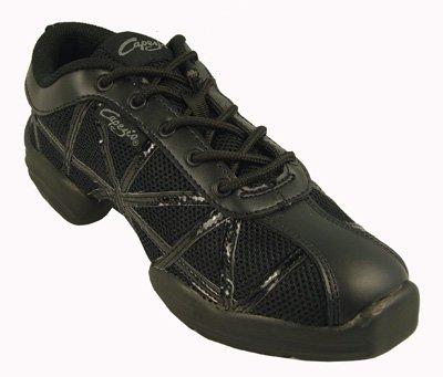 capezio-zapatos-con-hebilla-unisex-color-negro-talla-375