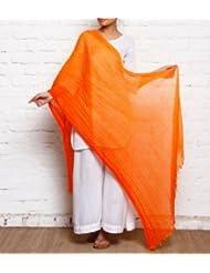 Famacart Women's Ethnicwear Chiffon Dupatta - B012GOEUZS