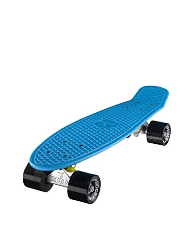 Ridge Skateboards Skateboard Original 22 Mini Cruiser Blu/Nero