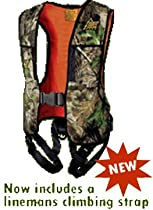 Hunter Safety System Reversible Safety Harnesses, Realtree, Small/Medium
