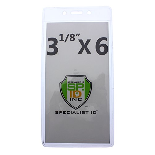 3x6-inch-clear-vinyl-vertical-large-event-badge-holder-by-specialist-id-sold-individually-maximum-in