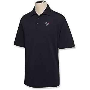 Cutter & Buck Houston Texans DryTec Championship Polo by Cutter & Buck