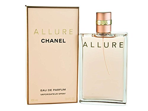 InspireBeauty discount duty free CHANEL_Allure Eau De Parfum (EDP) Spray for Women 3.4 FL OZ / 100 ml [New with Box]