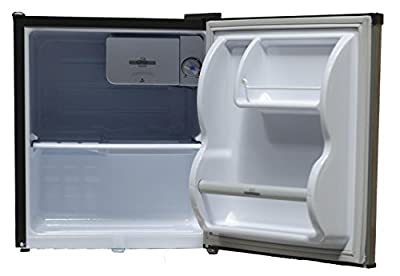 Electrolux EC060PSH-FDW Direct-cool Single-door Refrigerator (47 Ltrs, Silver Hairline)
