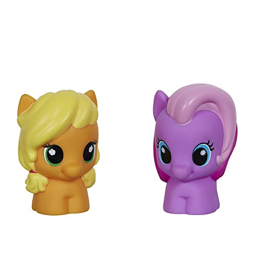 Playskool Friends My Little Pony Figure Two-Pack with Applejack and Daisy Dreams - 1