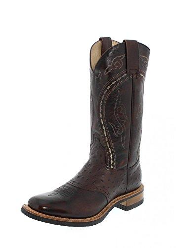 Sendra Boots 8048, Stivali western uomo, Marrone (Jacinto Marron), 47