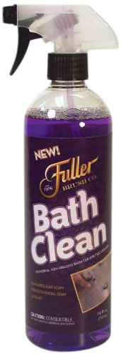 Fuller Brush Bath Clean With Grime Guard Health Beauty