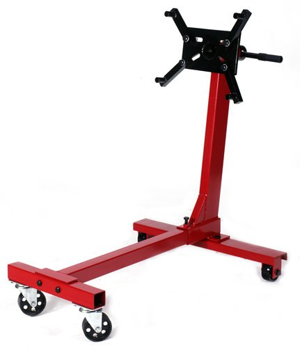 Sale!! Powerbuilt 647513 Heavy Duty 1000 lb H-Frame Engine Stand