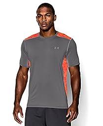 Under Armour Men\'s UA Raid Short Sleeve T-Shirt XX-Large Graphite