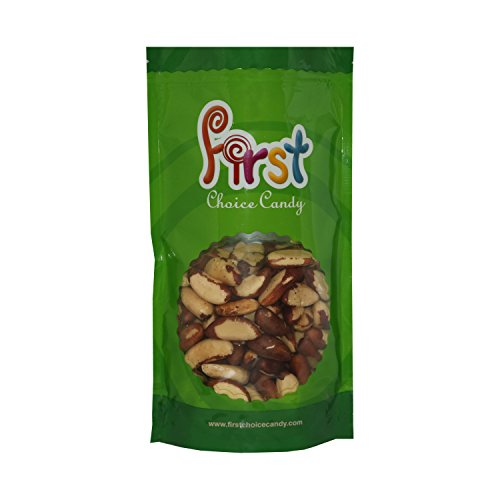 High quality raw brazil nuts 1 pound 16 oz in for First choice retail