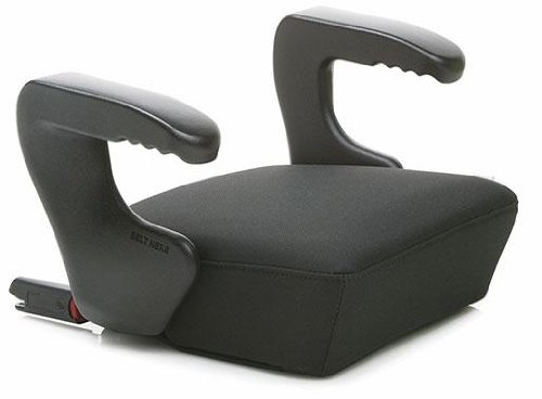 Clek Ozzi Backless Booster Seat, Licorice