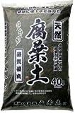 腐葉土40L 信州産落ち葉100% 自然発酵製品