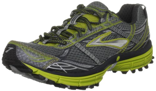 Brooks Women's Trailblade2 W Yellow/Black/Silver Trainer 1201101B703 5UK, 7US