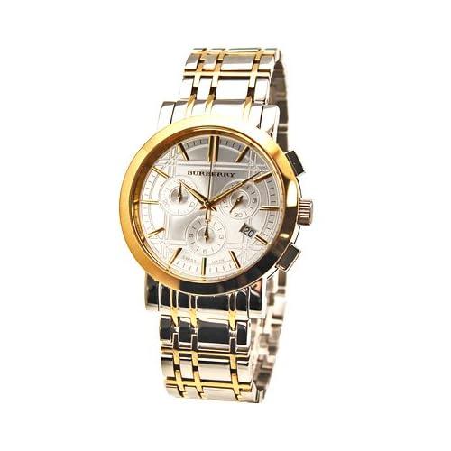 [BURBERRY]バーバリー 腕時計 ヘリテージ クロノグラフ【BU1374】コンビネーション[並行輸入品]