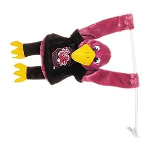NCAA South Carolina Fighting Gamecocks 3D Mascot Car Flag by BSI