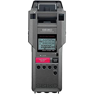Buy Ultrak Seiko 300 Lap Memory Stopwatch with Printer System by Ultrak