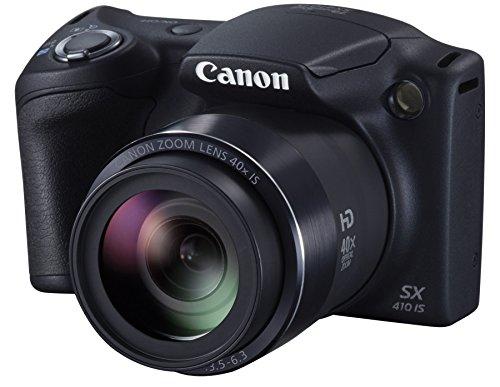 光学40倍ズームのCanon「PowerShot SX410IS」Amazonで43%オフの18,454円