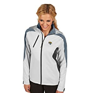 NFL Jacksonville Jaguars Women's Discover Jacket from Antigua