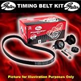 Cam Timing Belt Kit, Vauxhall Zafira 05>on 1.9 Diesel Opt2/3