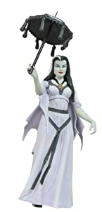 Diamond Select Toys The Munsters Select Raceway Lily Action Figure