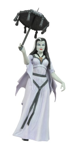 Diamond-Select-Toys-The-Munsters-Select-Raceway-Lily-Action-Figure