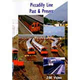 Piccadilly Line Past and Present - DVD - J & K Video