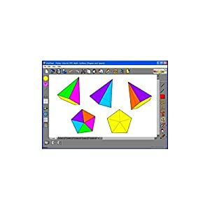 InterActive Whiteboard Software: Math Toolbox Suite Site License