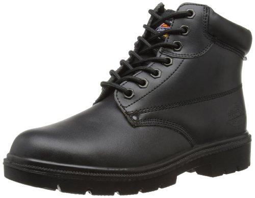 Dickies Antrim, Men's Safety Boots, Black, 9 UK