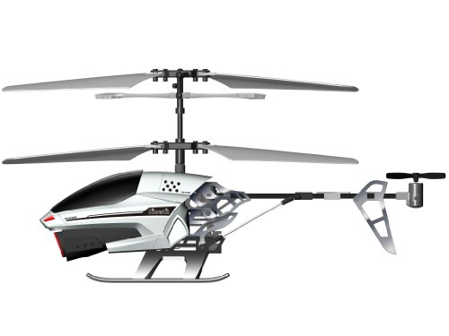 Silverlit Remote-Controlled Helicopter Spy Cam