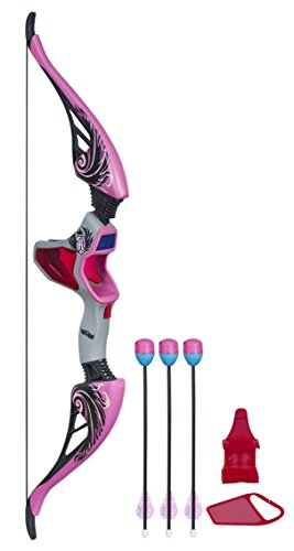 Hasbro B0344EU4 - Nerf Rebelle, Arco dei segreti, colori assortiti