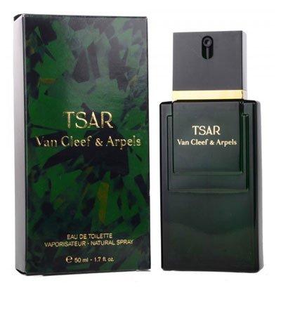 Tsar Profumo Uomo di Van Cleef & Arpels - 100 ml Eau de Toilette Spray