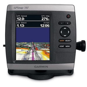 Garmin GPSMAP 541 5-Inch Waterproof