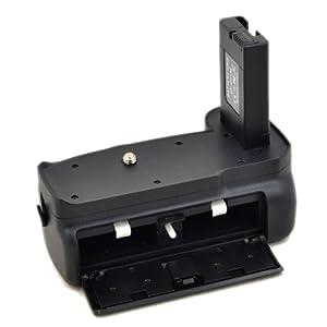 DSTE BG-2F BG2F Multi Power Battery Grip Holder for Nikon D3100 D3200 SLR Camera