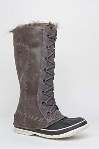 Sorel Cate The Great Knee High Boot - Pewter Suede