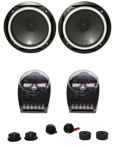 Jl Audio C2-650 Component System 6.5