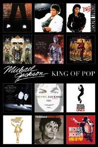 マイケルジャクソン アルバムカバー ポスター PP-31633