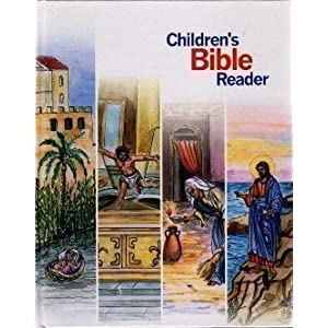 Children's Bible Reader: Greek Orthodox Children's Illustrated Bible Reader - English Version