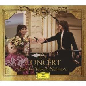 SUMI JO & NISHIMOTO TOMOMI IN CONCERT(CD+DVD)(ltd.ed.)