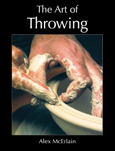 The Art of Throwing by Crowood Press