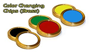 Color Changing Brass Chips - Easy Magic Trick