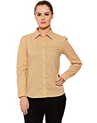 Beige Shirt Medium