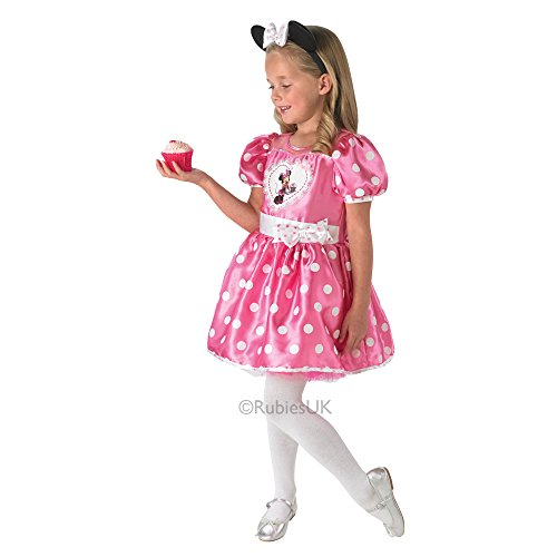 Minnie Pink Cupcake Costume - Kids - Small 3-4 Years