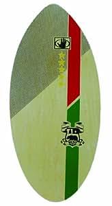 Body Glove Skimboards Sounder 12542 Skim Board Green / Red 43 Inches